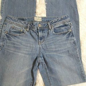 Aeropostale Chelsea BootCut Jeans Size 5/6 Short